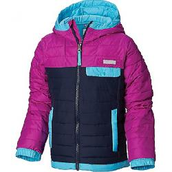 Columbia Youth Mountainside Full Zip Jacket Bright Plum / Nocturnal
