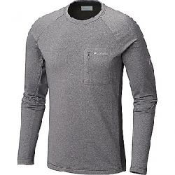 Columbia Titanium Men's Northern Ground LS Knit Top Black