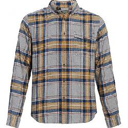 Woolrich Men's Eco Rich Twisted Rich II Shirt Cinder