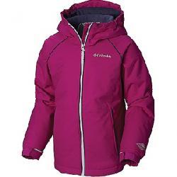 Columbia Youth Girls Alpine Action II Jacket Bright Plum