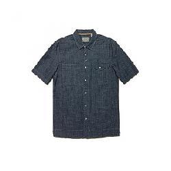 Jeremiah Men's Merrick Printed Chambray Shirt Victoria