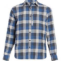 Woolrich Men's Any Point Shirt Alpine Blue