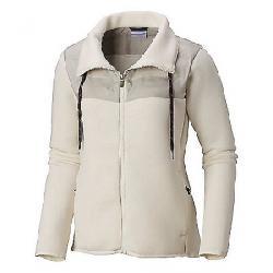 Columbia Women's Northern Comfort Hybrid Jacket Light Bisque / Light Cloud