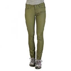 Prana Women's Kayla Jean Cargo Green