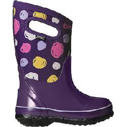 Bogs Youth Classic Sketched Dots Boot Purple Multi