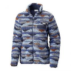 Columbia Women's Mountain Side Heavyweight Fleece Full Zip Eve Print