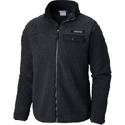 Columbia Men's Mountain Side Heavyweight Full Zip Fleece Jacket Black