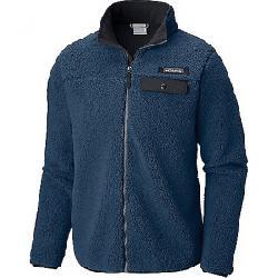 Columbia Men's Mountain Side Heavyweight Full Zip Fleece Jacket Dark Mountain