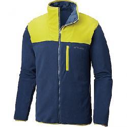 Columbia Men's Mountain Side Reversible Full Zip Jacket Collegiate Navy