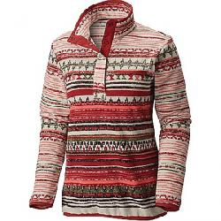 Columbia Women's Mountain Side Printed Pullover Rose Dust