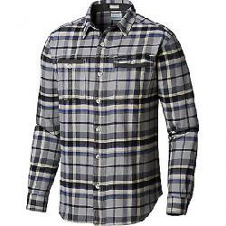 Columbia Men's Deschutes River Woven LS Shirt Columbia Grey