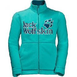 Jack Wolfskin Kids' Vargen Jacket Aquamarine