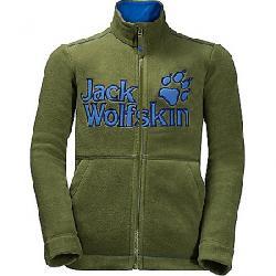 Jack Wolfskin Kids' Vargen Jacket Cypress Green