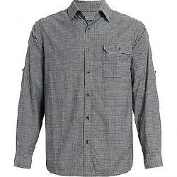 Woolrich Men's Rich Midway Convertible Sleeve Asphalt