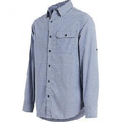 Woolrich Men's Rich Midway Convertible Sleeve Alpine Blue