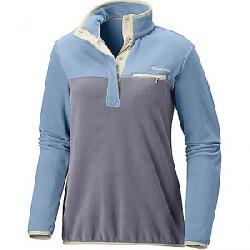 Columbia Women's Mountain Side Pullover Faded Sky / Astral