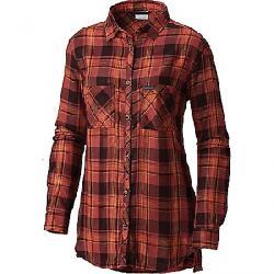 Columbia Women's Always Adventure LS Shirt Rose Dust Plaid