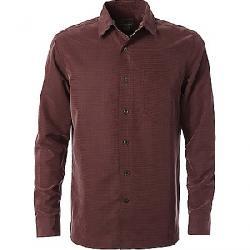 Royal Robbins Men's Desert Pucker Dry LS Shirt Fudge