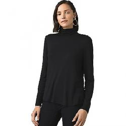 Prana Women's Foundation Turtleneck Top Black