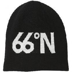 66North Fisherman's Cap Black / Grey Mix