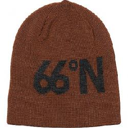 66North Fisherman's Cap Nut Brown / Dark Grey