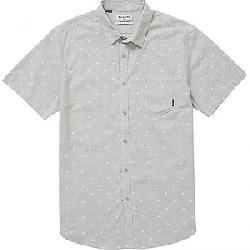 Billabong Men's Sundays Jacquard SS Shirt Grey Heather