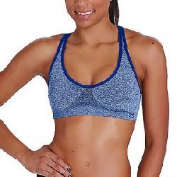 Zensah Women's Racey Sports Bra Amparo Blue