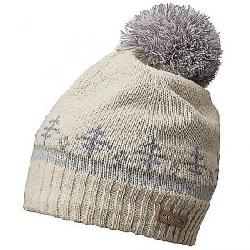Columbia Winter Blur Beanie Light Bisque Tipping Trees