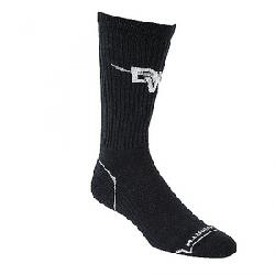 Duckworth Lightweight Crew Sock Black