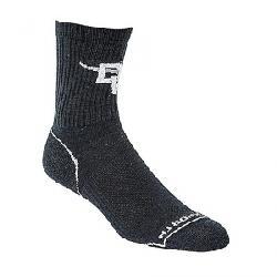 Duckworth Lightweight Mid Crew Sock Black
