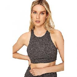 Lole Women's Adora Bra Dark Grey Heather