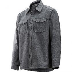 ExOfficio Men's Bruxburn LS Shirt Black Heather