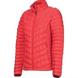Marmot Women's Marmot Featherless Jacket Scarlet Red