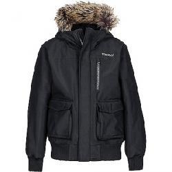 Marmot Boys' Stonehaven Jacket Black