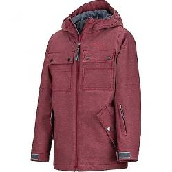 Marmot Boys' Bronx Jacket Madder Red