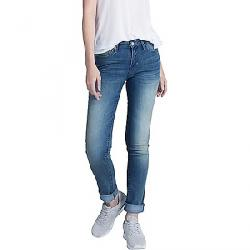 dish Women's Performance Denim Straight and Narrow Jean Elora