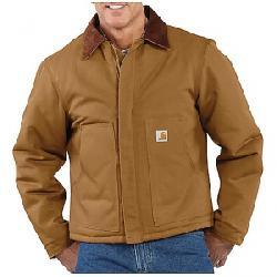 Carhartt Men's Duck Traditional Jacket Carhartt Brown