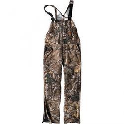 Carhartt Men's Quilt Lined Camo Overall Bib Realtree Xtra