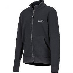 Marmot Boys' Couloir Fleece Jacket True Black