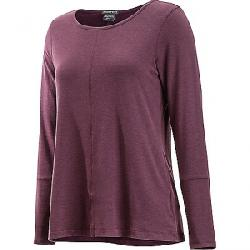 ExOfficio Women's Galiano LS Top Eggplant