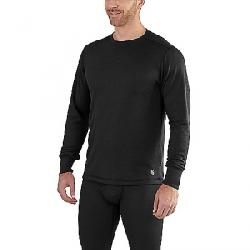 Carhartt Men's Base Force Extremes Cold Weather Crewneck Black