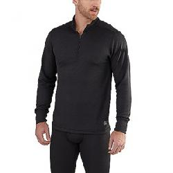 Carhartt Men's Base Force Extremes Cold Weather Quarter Zip Top Black