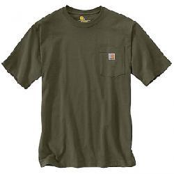 Carhartt Men's Workwear Pocket SS T Shirt Army Green
