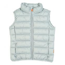 Save The Duck Boy's Signature Lightweight Vest 1182 Shark Grey