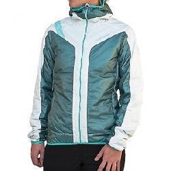 La Sportiva Women's Roseg Primaloft Jacket Stone Blue / White