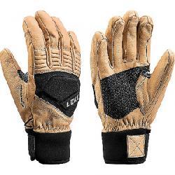 Leki Elements Copper S Glove Tan / Black