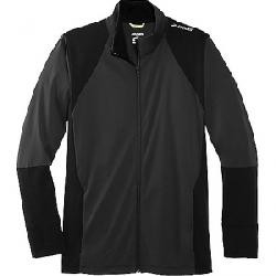 Brooks Men's Turbine Full Zip Jacket Black