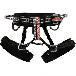 Metolius Safe Tech All Around Harness Grey