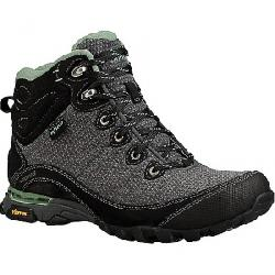 Ahnu by Teva Women's Sugarpine II Waterproof Boot Black / Green Bay