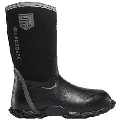 Lacrosse Kids' Lil' Alpha Lite 9IN 5mm Neoprene Boot Black